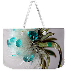 Dandelion Blues Weekender Tote Bag