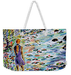 Daughter Of The River Weekender Tote Bag by Alfred Motzer