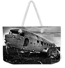 Dc-3  Weekender Tote Bag by Gunnar Orn Arnason