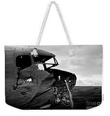Dc 3 Iceland Weekender Tote Bag by Gunnar Orn Arnason