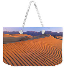 Death Valley National Park, California Weekender Tote Bag by Panoramic Images