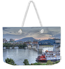 Delta Queen Weekender Tote Bag by David Troxel