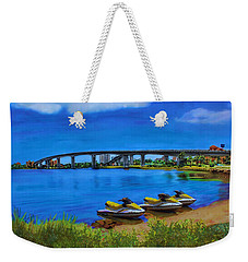 Do You Sea Doo Weekender Tote Bag