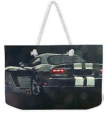 Dodge Viper 2 Weekender Tote Bag