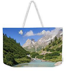 Dora Stream. Veny Valley Weekender Tote Bag