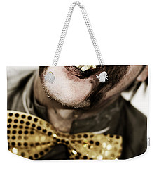 Dose Of Laughter Weekender Tote Bag by Jorgo Photography - Wall Art Gallery