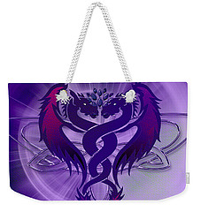Dragon Duel Series 4 Weekender Tote Bag