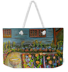 Dream Garden Weekender Tote Bag