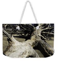 Driftwood Weekender Tote Bag by Fran Gallogly