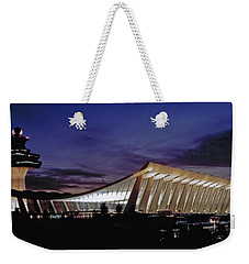 Dulles International Weekender Tote Bag