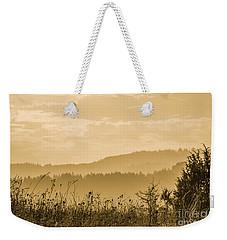 Early Morning Vitosha Mountain View Bulgaria Weekender Tote Bag