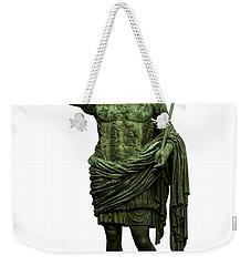 Emperor Caesar Augustus Weekender Tote Bag
