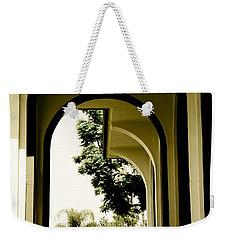 Entrance Weekender Tote Bag by Athala Carole Bruckner