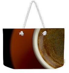 Espresso Weekender Tote Bag by Chevy Fleet