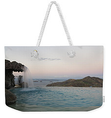 Evening Overlook Weekender Tote Bag