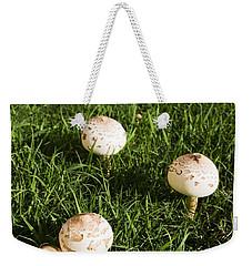 Field Of Mushrooms Weekender Tote Bag by Jorgo Photography - Wall Art Gallery