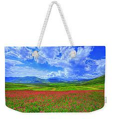 Fields Of Dreams Weekender Tote Bag