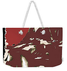 Film Homage Picture Snatcher Number 1 1933 Ruth Snyder Execution January 1928-2013 Weekender Tote Bag