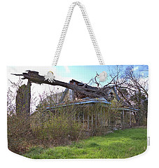 Fixer Upper Weekender Tote Bag by Gordon Elwell