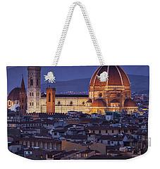 Florence Duomo Weekender Tote Bag