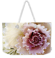 Pretty Flower Weekender Tote Bag
