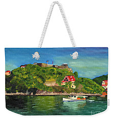 Fort George Grenada Weekender Tote Bag