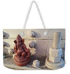 Ganesh Weekender Tote Bag