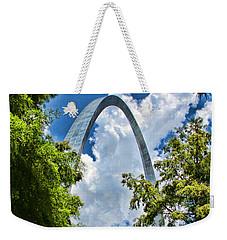 Gateway Arch Weekender Tote Bag