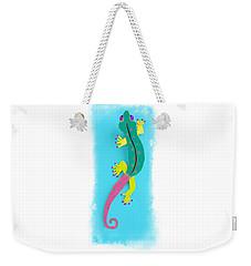 Gecko Two Weekender Tote Bag