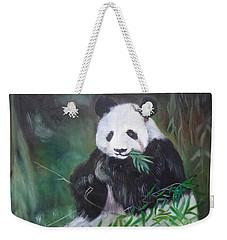 Giant Panda 1 Weekender Tote Bag
