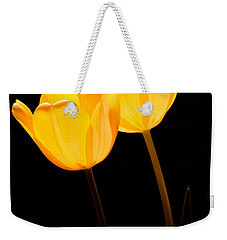 Glowing Tulips II Weekender Tote Bag