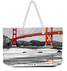 Golden Gate - San Francisco - California - Usa Weekender Tote Bag