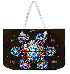 Grace Cathedral Weekender Tote Bag