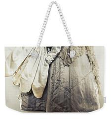 Hand Holding Weekender Tote Bag