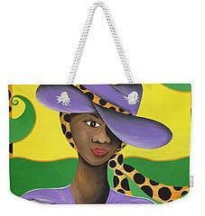 Hat Appeal Weekender Tote Bag