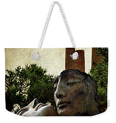 'hermanos' In The Valley Of The Temples Weekender Tote Bag by RicardMN Photography