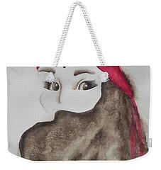 Hidden Weekender Tote Bag by Chrisann Ellis