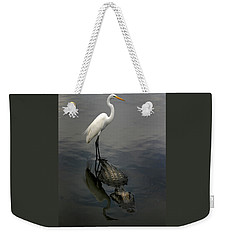 Hitch Hiker Weekender Tote Bag