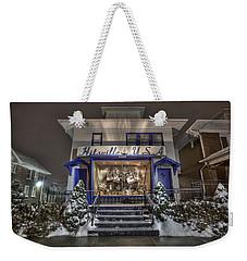 Hitsville Usa Weekender Tote Bag by Nicholas  Grunas