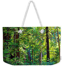 Hoh Rain Forest Weekender Tote Bag