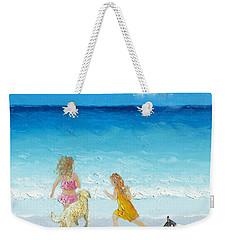 Holiday Fun Weekender Tote Bag
