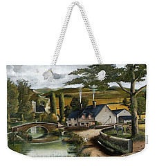 Home Farm Weekender Tote Bag