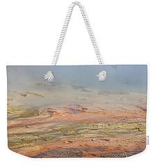 Hot Spring Weekender Tote Bag