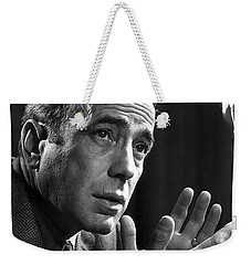 Humphrey Bogart Portrait 2 Karsh Photo Circa 1954-2014 Weekender Tote Bag