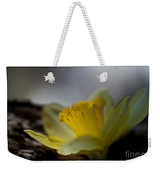 I Promise Weekender Tote Bag by Wilma  Birdwell