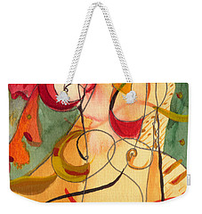 Illuminatus Weekender Tote Bag