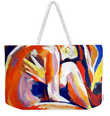 Innerthoughts Weekender Tote Bag