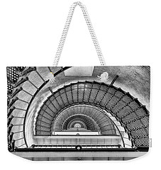 Weekender Tote Bag featuring the photograph Into The Light by Howard Salmon