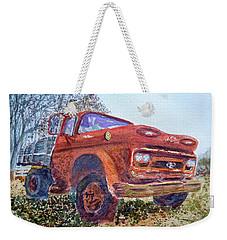 Irene's Viking Weekender Tote Bag