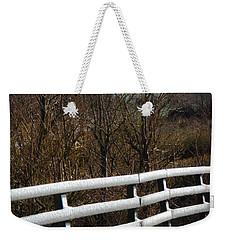Irish Winter Weekender Tote Bag